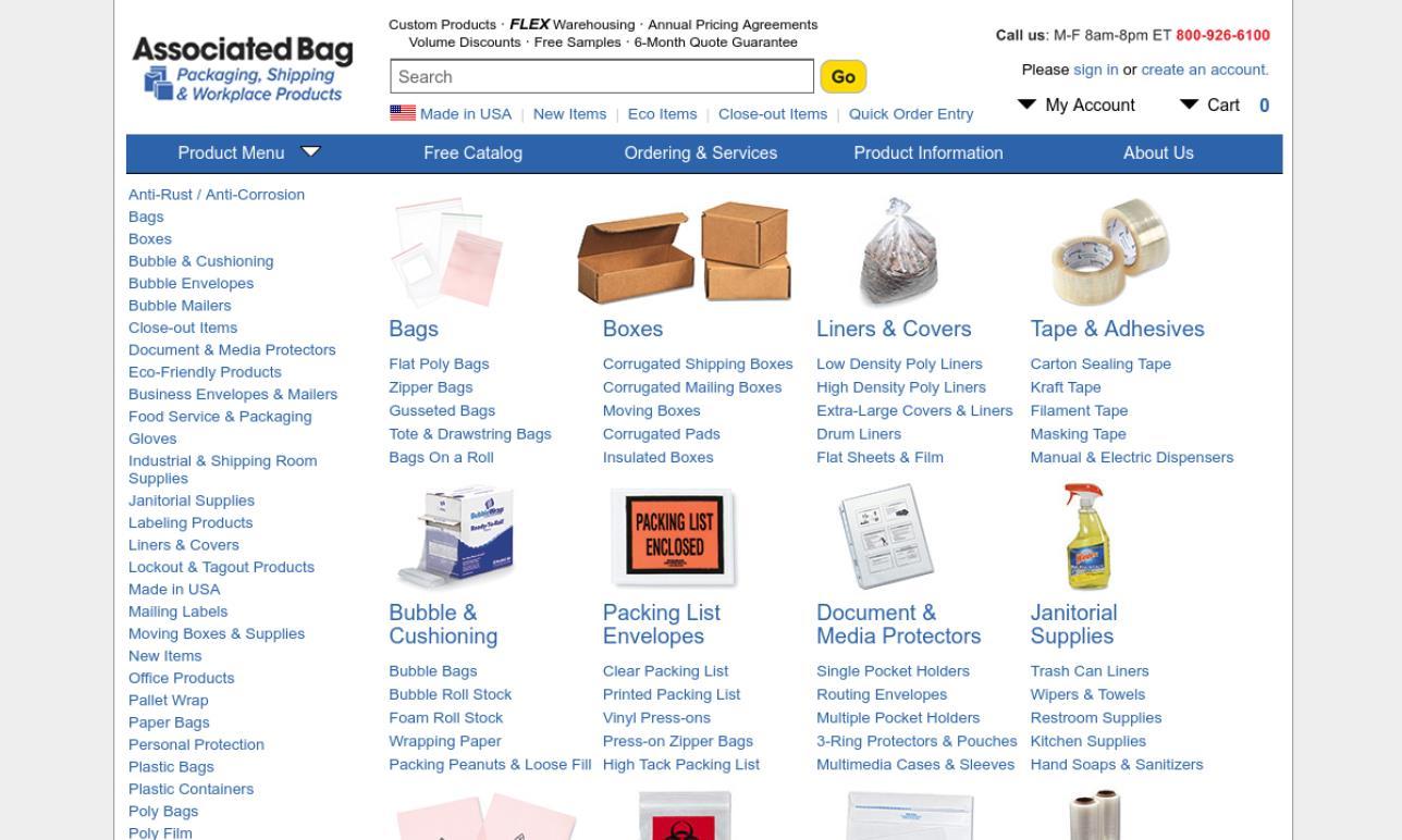 Corrugated Box Companies Listings