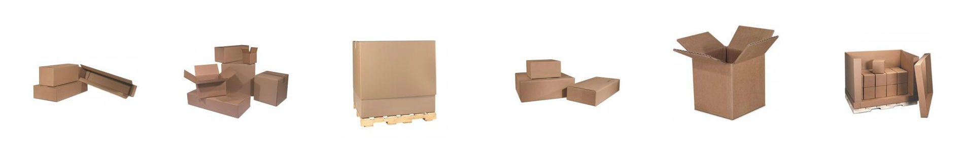 Corrugated Box Manufacturers and Suppliers banner
