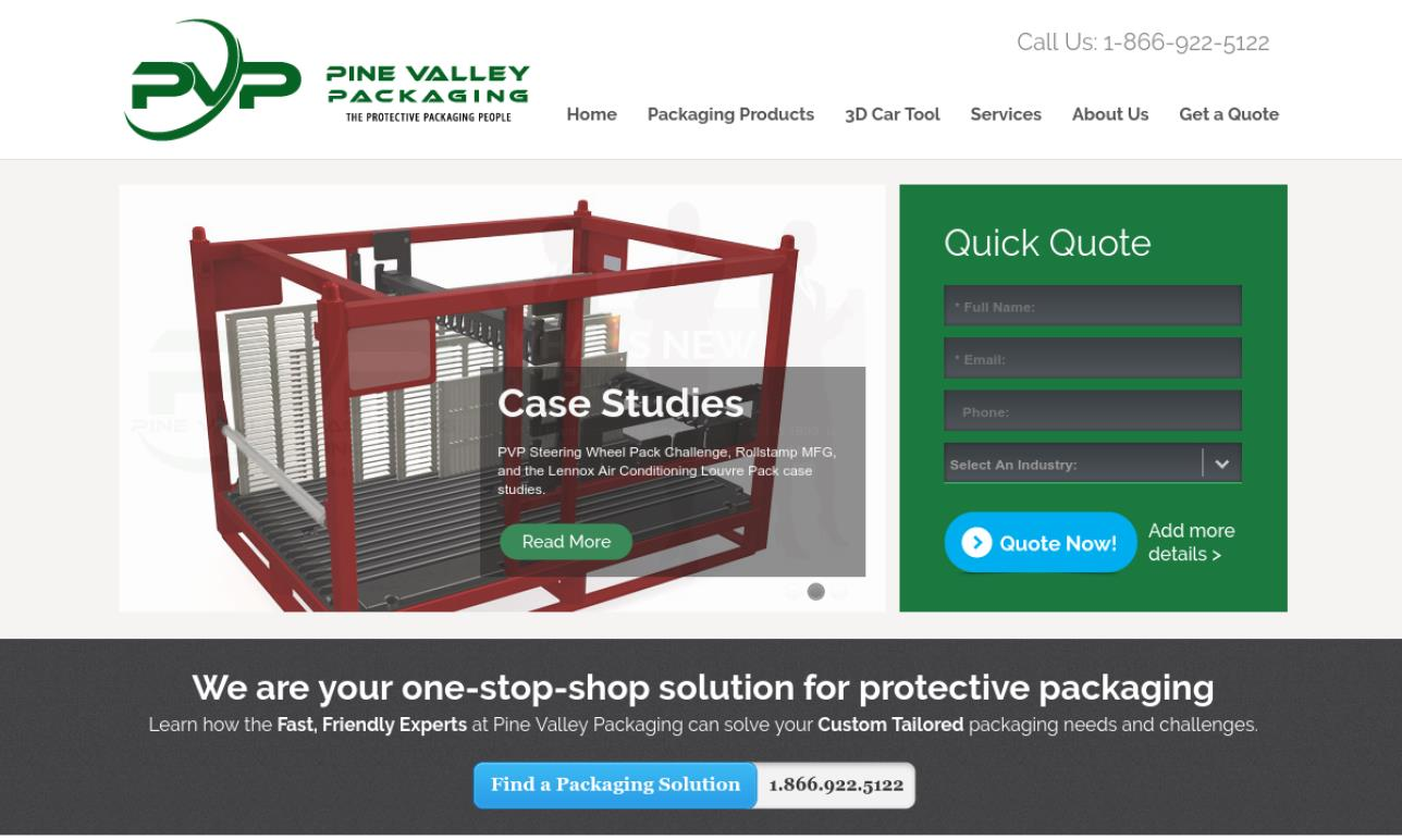 Pine Valley Packaging Ltd.
