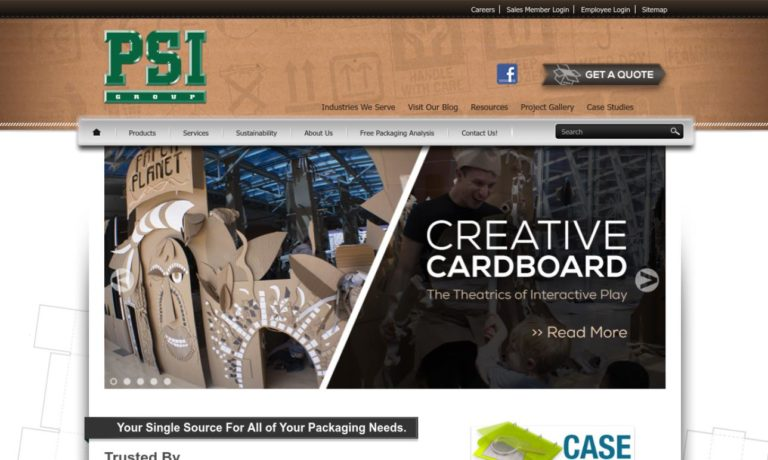 Packaging Services Industries, Inc