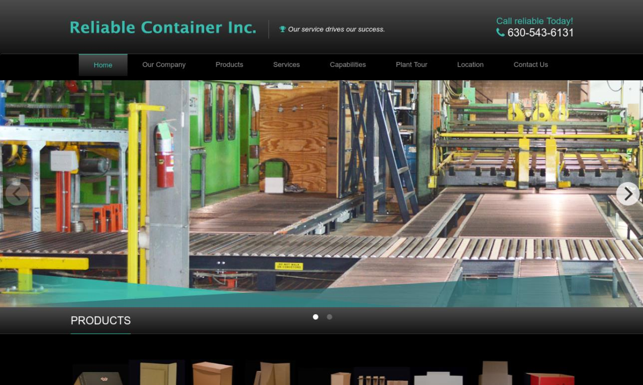 Reliable Container, Inc.