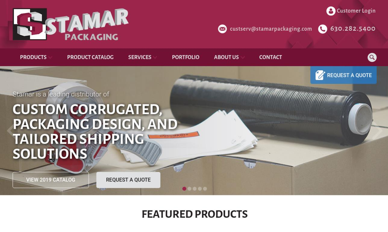 Stamar Packaging