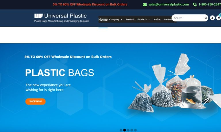 Universal Plastic Bag Manufacturing Co.