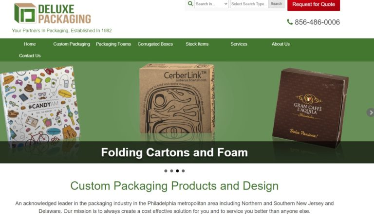 Deluxe Packaging, Inc.