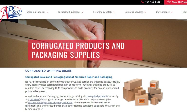 American Paper and Packaging Corp.